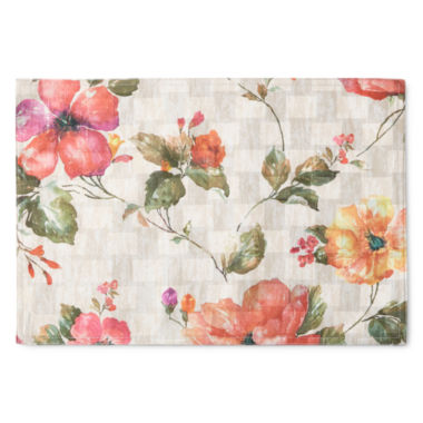 jcpenney.com | Reflections Giverney Set of 4 Placemats