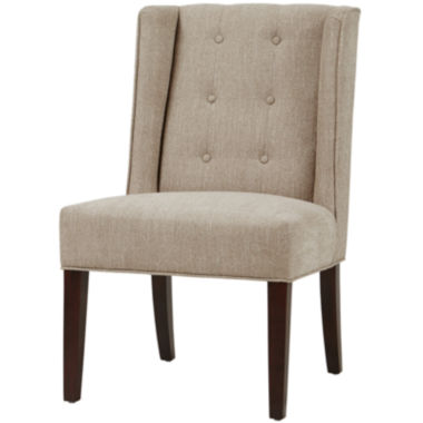 jcpenney.com | Chloe Tufted Armless Set of 2 Dining Chairs
