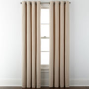 JCPenney Home™ Pembroke Grommet-Top Window Treatments