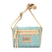 nicole by Nicole Miller® Amber Crossbody Bag