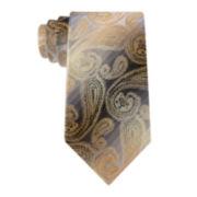 Van Heusen® Shaded Paisley Silk Tie