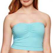 Arizona Bandeau Tank Top - Juniors Plus