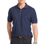 IZOD® Short-Sleeve Newport Oxford Cotton Polo
