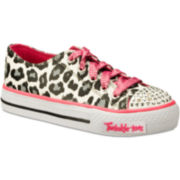 Skechers® Wild Onez Girls Sneakers
