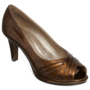 Soft Style® by Hush Puppies Fayth Peep-Toe Pumps