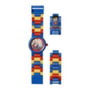 LEGO® DC Universe Superman Minifigure Link Watch