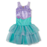 Disney Ariel Costume - Girls 2-10
