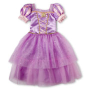 Disney Rapunzel Costume - Girls 2-10