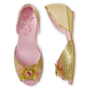 Disney Collection Belle Girls Costume Shoes