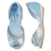 Disney Cinderella Girls Costume Shoes