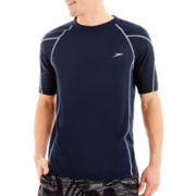 Speedo® Swim Tees™ Rash Guard