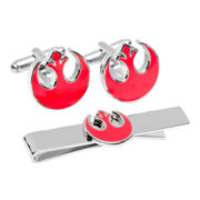 Star Wars™ Rebel Alliance Tie Bar & Cuff Links Gift Set