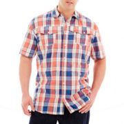 i jeans by Buffalo Montego Short–Sleeve Shirt–Big & Tall
