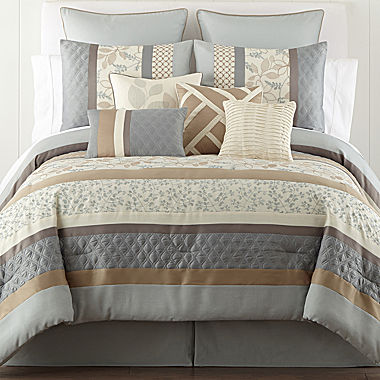 Cheap Home Expressions Napa 10 Pc Comforter Set Review Bedding