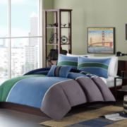Curtis Colorblock Comforter Set