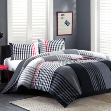jcpenney.com | INK+IVY Blake Plaid Comforter Set