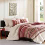 Ink+Ivy Tory Striped Comforter Set