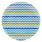 Happy Chic by Jonathan Adler Waves Dinner Plate