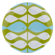 Happy Chic by Jonathan Adler Fish Salad Plate