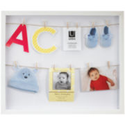 Umbra® Clotheslines Shadowbox Picture Frame