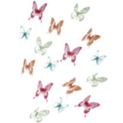 Umbra® Set of 15 Chrysalis Butterfly Wall Decor
