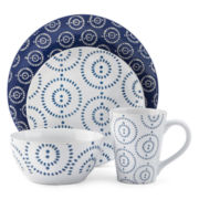JCPenney Home™ Tangier 16-pc. Dinnerware Set