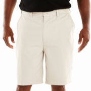 The Foundry Supply Co.™  Solid Flat-Front Shorts – Big & Tall