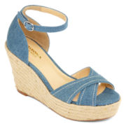 Arizona Cailyn Platform Wedge Sandals