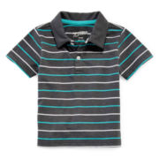 Arizona Striped Polo – Baby Boys 3m-24m