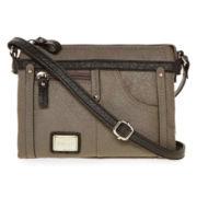 Rosetti® Cash and Carry Mini Selena Crossbody Bag