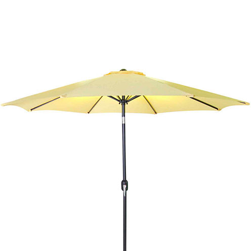 9' Round Steel Umbrella