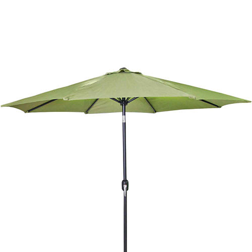 9'' Round Steel Umbrella