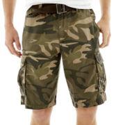 Lee® Compound Cargo Shorts