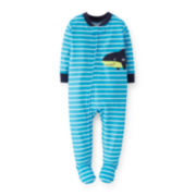 Carter's® Shark Footed Pajamas – Toddler Boys 2t-5t