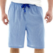 Jockey® Woven Pajama Shorts-Big & Tall