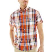 U.S. Polo Assn.® Short-Sleeve Woven Shirt