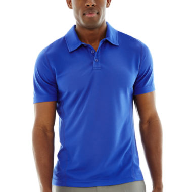 jcpenney.com | Xersion™ Quick-Dri Short-Sleeve Polo Shirt