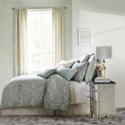 Royal Velvet® Azure 4-pc. Comforter Set & Accessories
