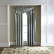 Liz Claiborne® Kathryn Pinch-Pleat/Back-Tab Window Treatments