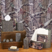 Avanti Mossy Oak Tree Bark Bath Collection