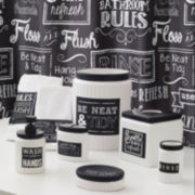 Avanti Chalk It Up Bath Collection