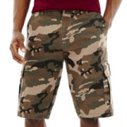 Zoo York® Commander Camo Shorts