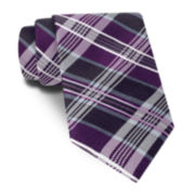 Stafford® Exploded Plaid Neckties Tie