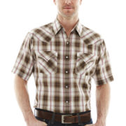 Ely Cattleman® Short-Sleeve Western Snap Shirt