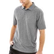 Haggar® Short-Sleeve Poly Polo