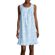 Adonna® Sleeveless Nightgown