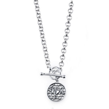 jcpenney.com | Inspired Moments™ Sterling Silver Mom Necklace