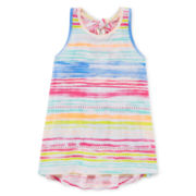 Arizona Knot-Back Tank Top - Girls 7-16