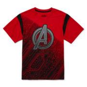 Marvel® Avengers Short-Sleeve Tee - Boys 8-20