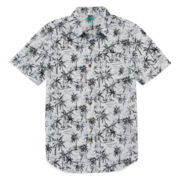 Arizona Short-Sleeve Woven Shirt - Boys 8-20